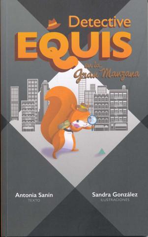 Detective Equis en la Gran Manzana - Detective X in the Big Apple