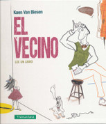 El vecino lee un libro - My Neighbor Is Reading a Book