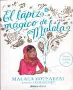 El lápiz mágico de Malala - Malala's Magic Pencil