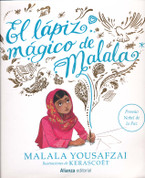 El lápiz mágico de Malala - Malala's Magic Pencil