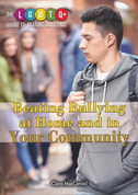 Beating Bullying at Home and in Your Community