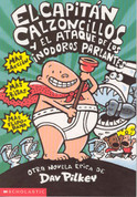 El Capitán Calzoncillos y el ataque de los inodoros parlantes - Captain Underpants & the Attack of the Talking Toilets