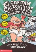 El Capitán Calzoncillos y el ataque de los inodoros parlantes - Captain Underpants & the Attack of the Talking Toilets