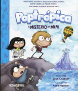 Poptrópica 1: El misterio del mapa - Poptropica 1: Mystery of the Map