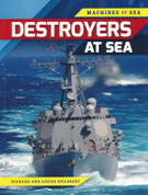 Destroyers at Sea
