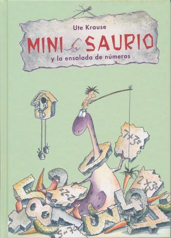 Mini Saurio y la ensalada de números - Mini Saurus and the Number Salad