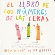 El libro de los números de las ceras - The Crayons' Book of Numbers