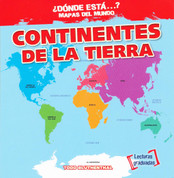 Continentes de la Tierra - Earth's Continents