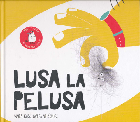Lusa la pelusa - Marisol the Hairball