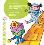 Los Biblionautas en Egipto - The Librarynauts in Egypt