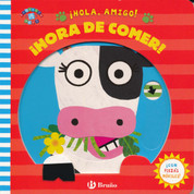 ¡Hola, amigo! ¡Hora de comer! - Moo Cow, Moo Cow. Please Eat Nicely!