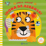 ¡Hola, amigo! ¡Hora de asearse! - Tiger, Tiger. Time to Take a Bath!