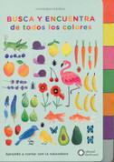 Busca y encuentra de todos los colores - Technicolor Treasure Hunt