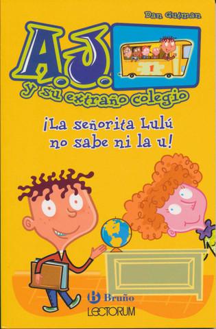 ¡La señorita Lulú no sabe ni la u! - Miss Daisy Is Crazy!
