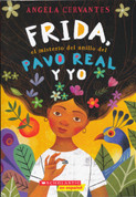 Frida, el misterio del anillo del pavo real y yo - Me, Frida, and the Secret of the Peacock Ring