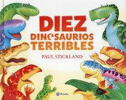 Diez dinosaurios terribles - Ten Terrible Dinosaurs