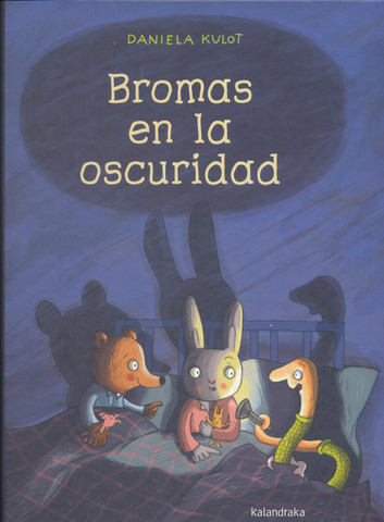 Bromas en la oscuridad - Jokes in the Dark