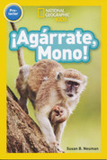 ¡Agárrate, mono! - Hang On, Monkey!