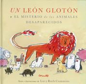 Un leon glotón - A Hungry Lion