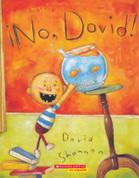 ¡No, David! - No, David!
