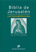 Biblia de Jerusalén latinoamericana - The Latin American Jerusalem Bible