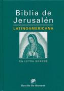 Biblia de Jerusalén latinoamericana - The Latin American Jerusalem Bible
