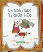 Un monstruo terroriíico - A Terrifying Monster