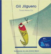 Gil Jilguero - Gold Goldfinch