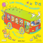 Las ruedas del autobús giran y giran - The Wheels on the Bus