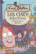 Misterio de los anónimos - The Mystery of the Spiteful Letters