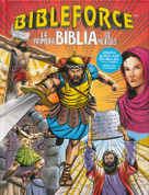BibleForce - BibleForce: The First Heroes Bible