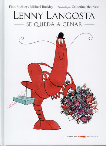 Lenny Langosta se queda a cenar - Lenny the Lobster Can't Stay For Dinner