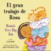 El gran trabajo de Rosa/Rosa's Very Big Job