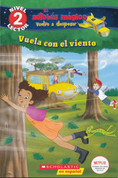 El autobús mágico vuelve a despegar: vuela con el viento - The Magic School Bus Rides Again: Blowing in the Wind