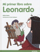 Mi primer libro sobre Leonardo - My First Book About Leonardo