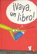 ¡Vaya, un libro! - Wow, a Book!