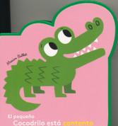 El pequeño Cocodrilo está contento - Little Crocodile Is Happy