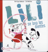 Lili se lava los dientes - Lily Brushes Her Teeth