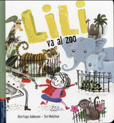 Lili va al zoo - Lily Goes to the Zoo
