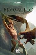 Prometeo y la caja de Pandora - Prometheus and Pandora's Box