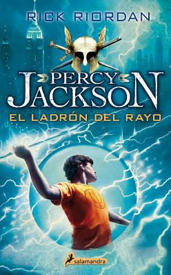 El ladrón del rayo - The Lightning Thief