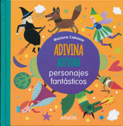 Adivina adivina personajes fantásticos - Riddle Me This Fantastic Beings