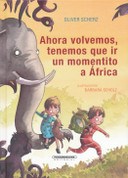 Ahora volvemos, tenemos que ir un momentito a África - We'll Be Right Back, We Have to Go to Africa for a Bit