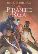 La pirámide roja Novela gráfica - The Red Pyramid Graphic Novel