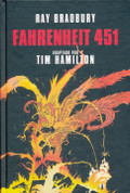 Fahrenheit 451 Novela gráfica - Fahrenheit 451: The Authorized Adaptation