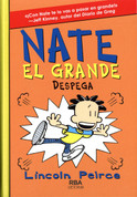 Nate el grande despega - Big Nate Blasts Off