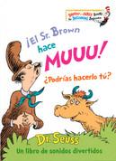 El Sr. Brown hace muuu! ¿Podrías hacerlo tú? - Mr. Brown Can Moo! Can You?