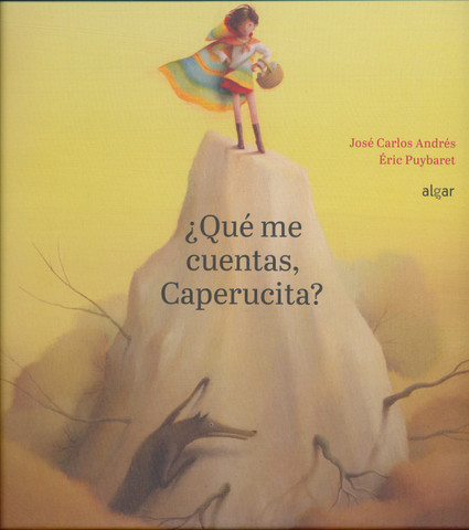 ¿Qué me cuentas, Caperucita? - What Up, Little Riding Hood?
