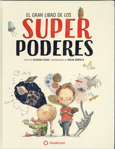 El gran libro de los superpoderes - The Big Book of Superpowers