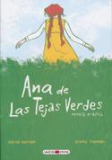 Ana de Las Tejas Verdes Novela gráfica - Anne of Green Gables Graphic Novel